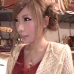 【アゲ嬢にAVガチ交渉】渋谷のカリスマ店員がAV出演!期待通りのエロさにフル勃起!