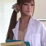 【女子大生脅迫3P】「困ります…」研究室で美人女子大生を脅迫3P!