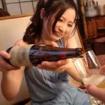 【居酒屋でそのまま…】グイグイ飲んで酔っちゃった美少女と居酒屋エッチ♪