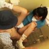 【公衆トイレわいせつ】都内の公衆トイレで少女に対する淫行の数々を激撮!
