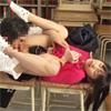 【放課後小○生レイプ】静まり返った放課後の教室で教師が小○生レイプ!