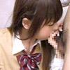 【女子高生3P中出し】激カワ女子高生を学校の階段で拉致し3P中出し!