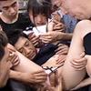 【JK車内集団痴漢!】乗客全員が痴漢師の車両に乗った女子校生を襲う悲劇!