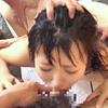 【人妻露天風呂レイプ!】温泉宿の貸切露天風呂で夫婦を狙った露天風呂レイプ!