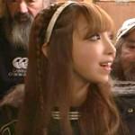 【ホームレス中出しH】AV女優がホームレス村に突撃してオッサンにご奉仕w