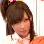 【AKBが学校でH】元AKBだってHは大好き☆学校内でハメ狂って昇天♪