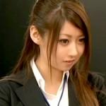 【アダルト業界の面接】AV会社に面接に来たウブな女の子に最終面接H☆