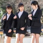 【就活学生ナンパH♪】リクルートスーツ姿の就活学生をナンパFUCK♪