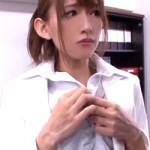 【美人秘書服従レイプ!】クビは嫌…美人秘書が若社長のいいなり性接待レイプ!
