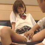 【JKがねっとり濃厚H】JK大好きオジサンがホテルでねっとり濃厚変態性交!