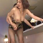 【痴女CA着衣SEX♪】完ペキ極上スタイルの痴女CAがエロ過ぎ着衣SEX!